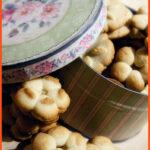Biscolatte con panna ed olio di mais