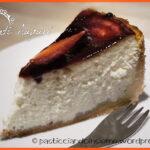 NewYork Cheesecake con confettura ai frutti di bosco e fragole