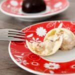 Semisfere di Cioccolato alla crema di Torrone