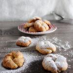 Biscotti al cocco e limoncello