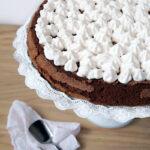 Torta Tenerella e Mousse al Brachetto D'Acqui