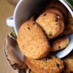Biscotti di riciclo con lievito madre