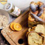 Muffins speziati mele e farina di Kamut