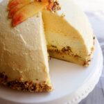 Ci provo anche io con… Re-cake: Torta alla mousse di pesche e camomilla