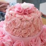 Torta decorata Ballerina