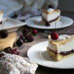 Re-Cake 2.0: Krempita con ciliegie