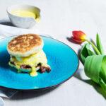 English muffin per una colazione all'inglese