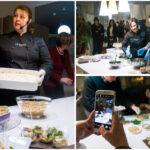 Evento Scavolini a Reggio Calabria & i Tartufi salati