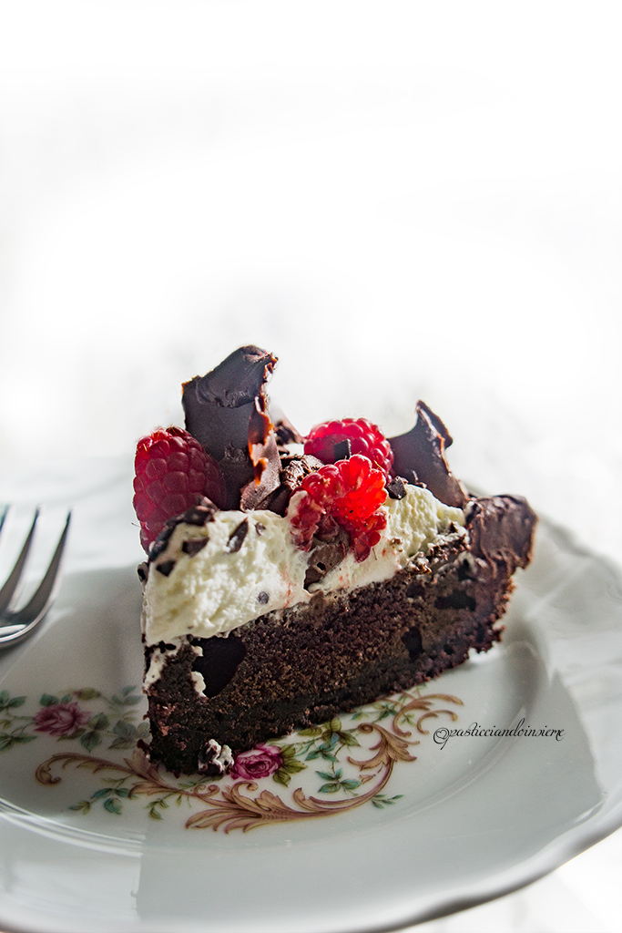 Torta Fantastik 100% cacao di Michalak
