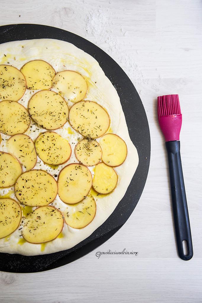 Focaccia alle patate