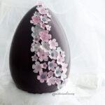 Uovo di Pasqua decorato
