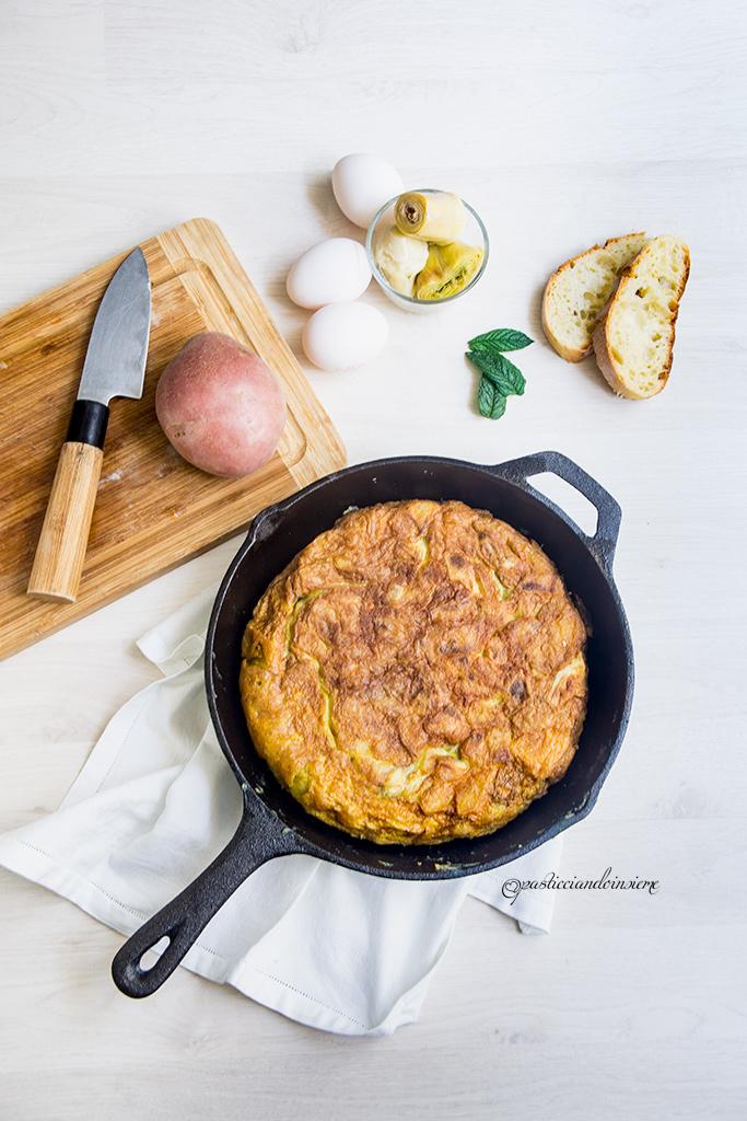 /tortilla-carciofi-patate
