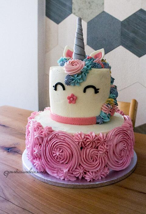 unicorncake cakedesign