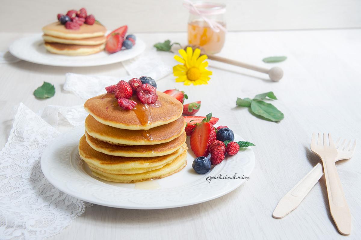 pancakes-colazione
