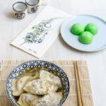 Gyoza e Daifuku per Latti da Mangiare 4.0
