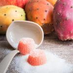 Ciambella allo yogurt con confettura di Fragole