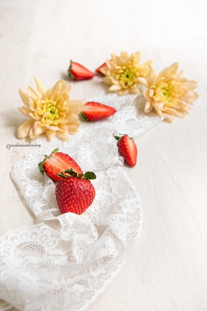fragole-fiori