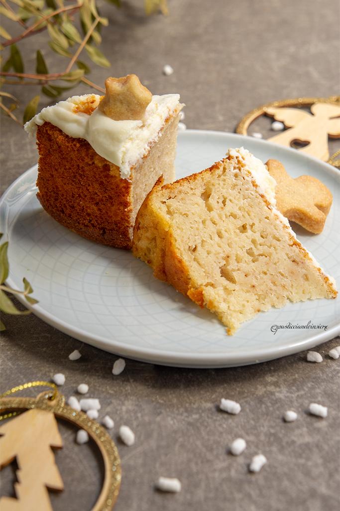 torta ricotta cannella zenzero